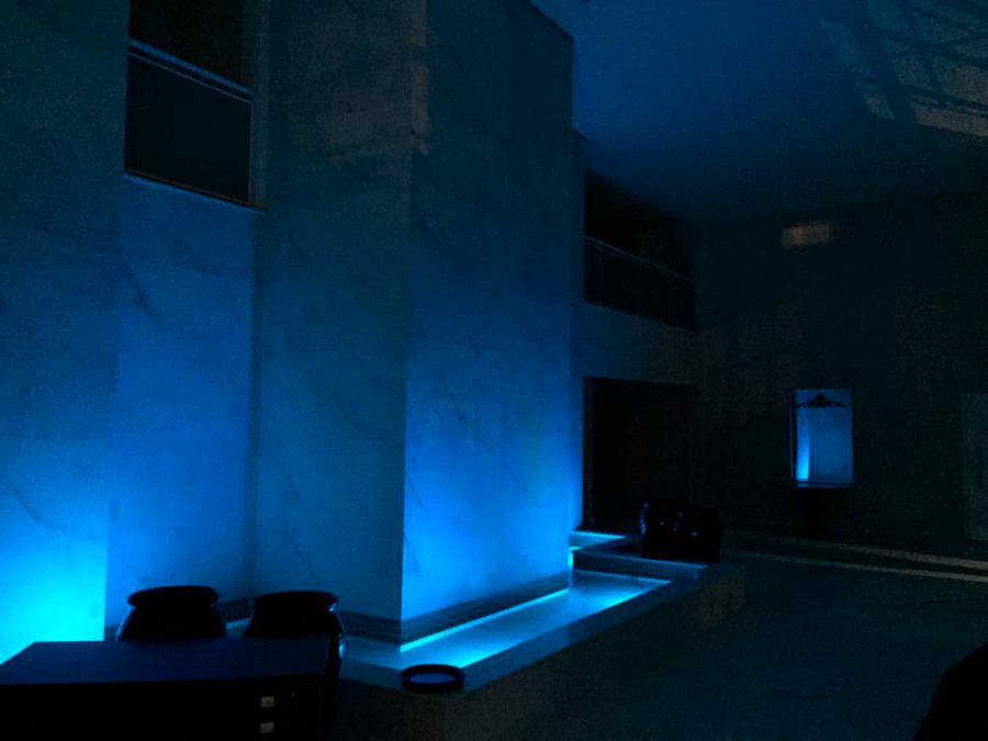 Hall de Entrada 02 - iluminação em LED